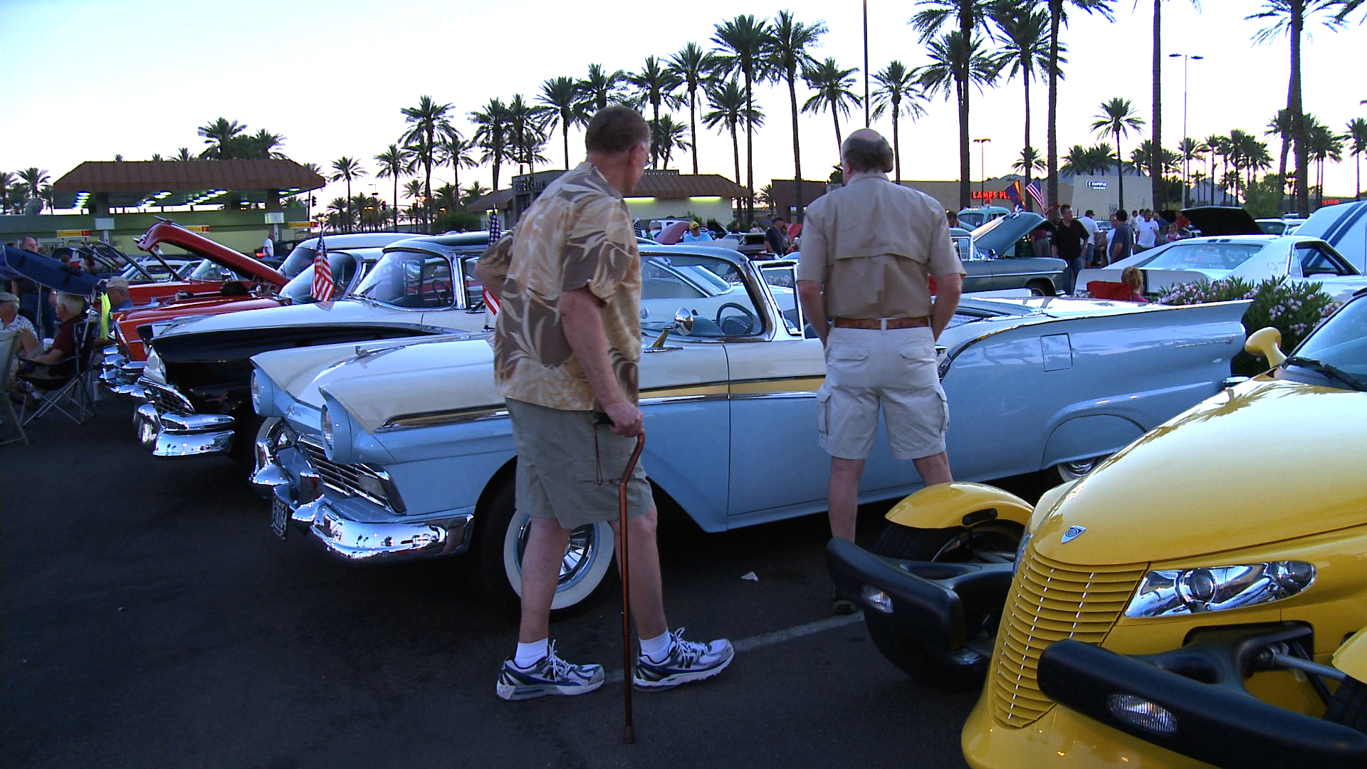 The Rock 'n' Roll Car Show at the Pavilions   Tourism for the Salt ...