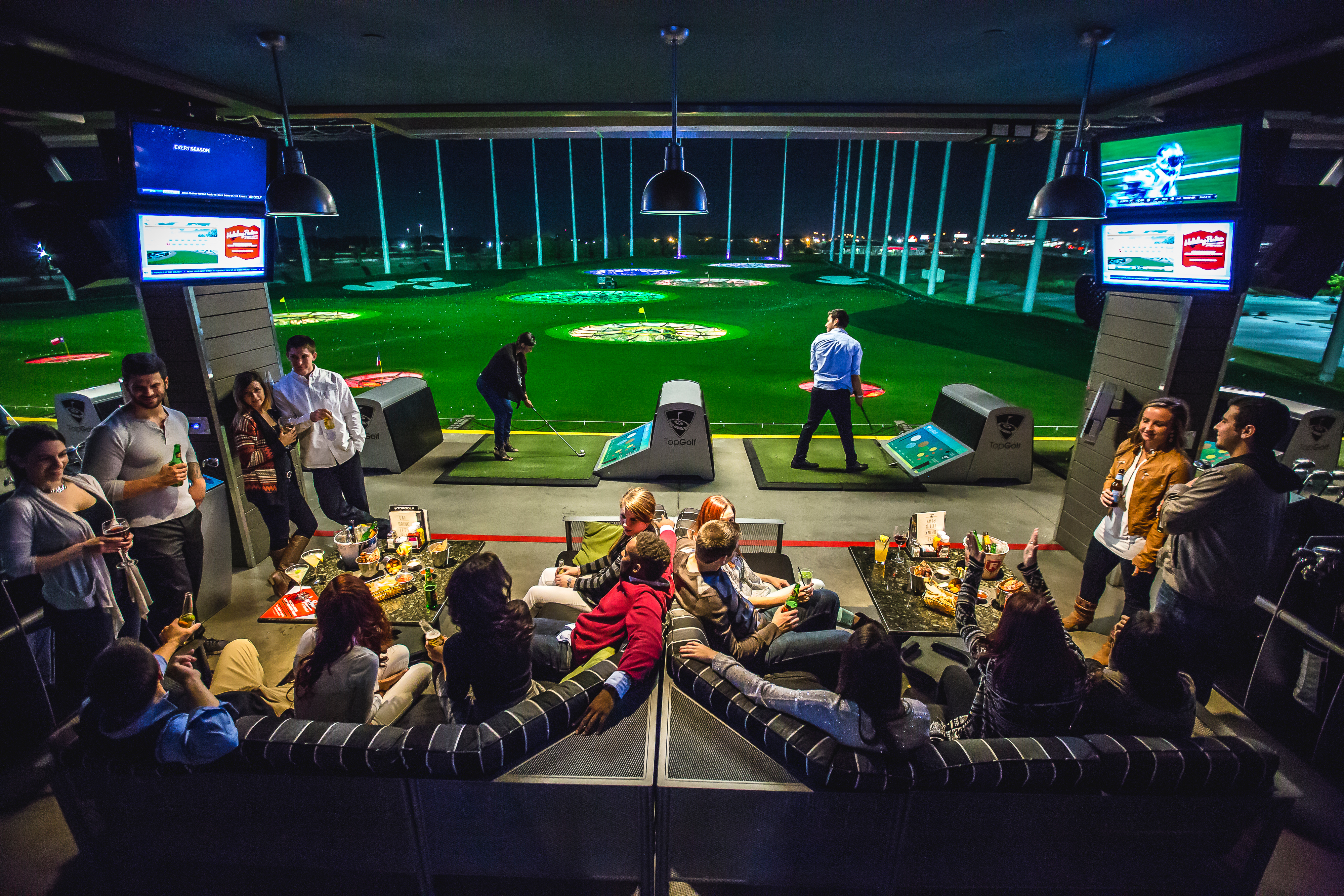 College Night at Topgolf | Tourism for the Salt River Indian Community