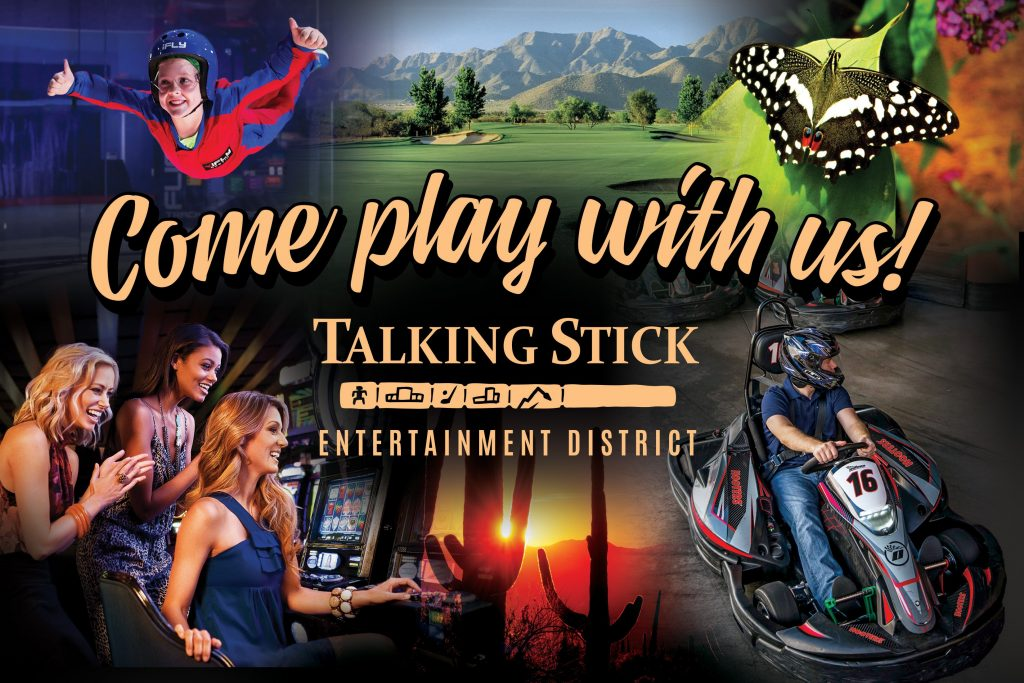 casino arizona talking stick bingo