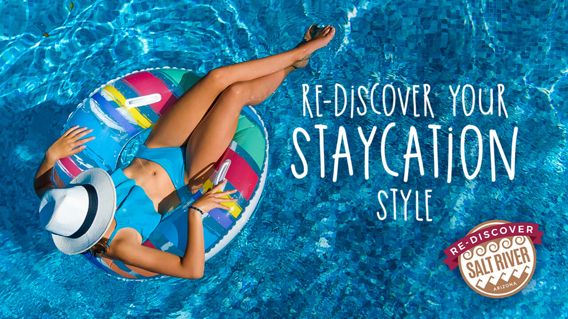 Re-Discover Your Staycation Style!