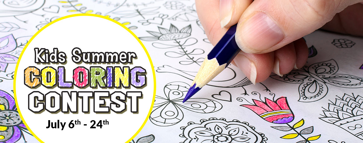 Kids Summer Coloring Contest  Tourism for the Salt River Indian